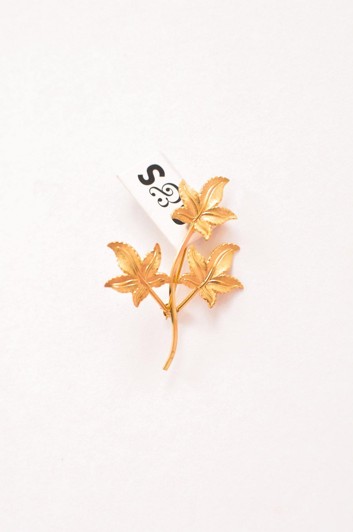 Dainty Branch Brooch