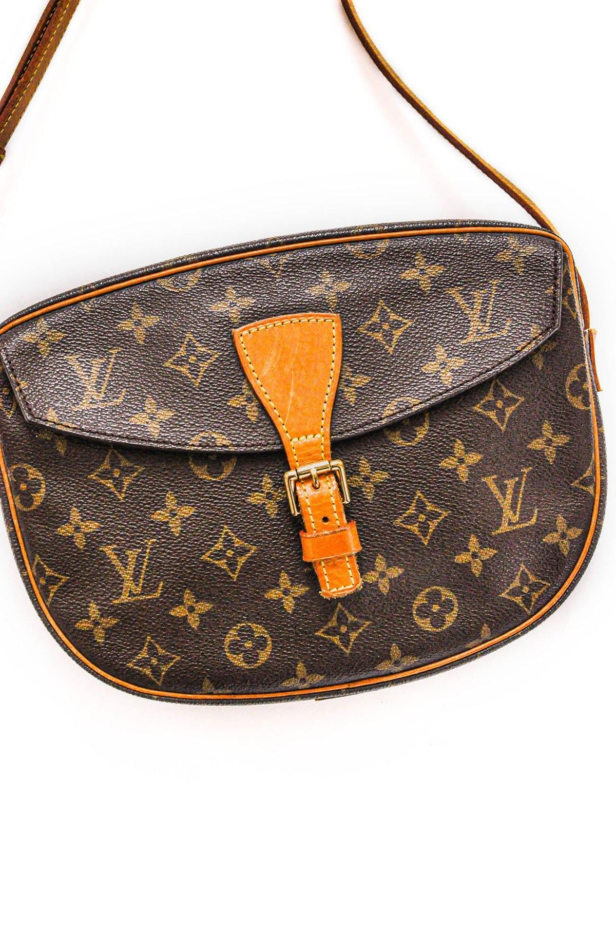 VintageLouis Vuitton Jeune Fille MM Crossbody Bag from sweet and SPark