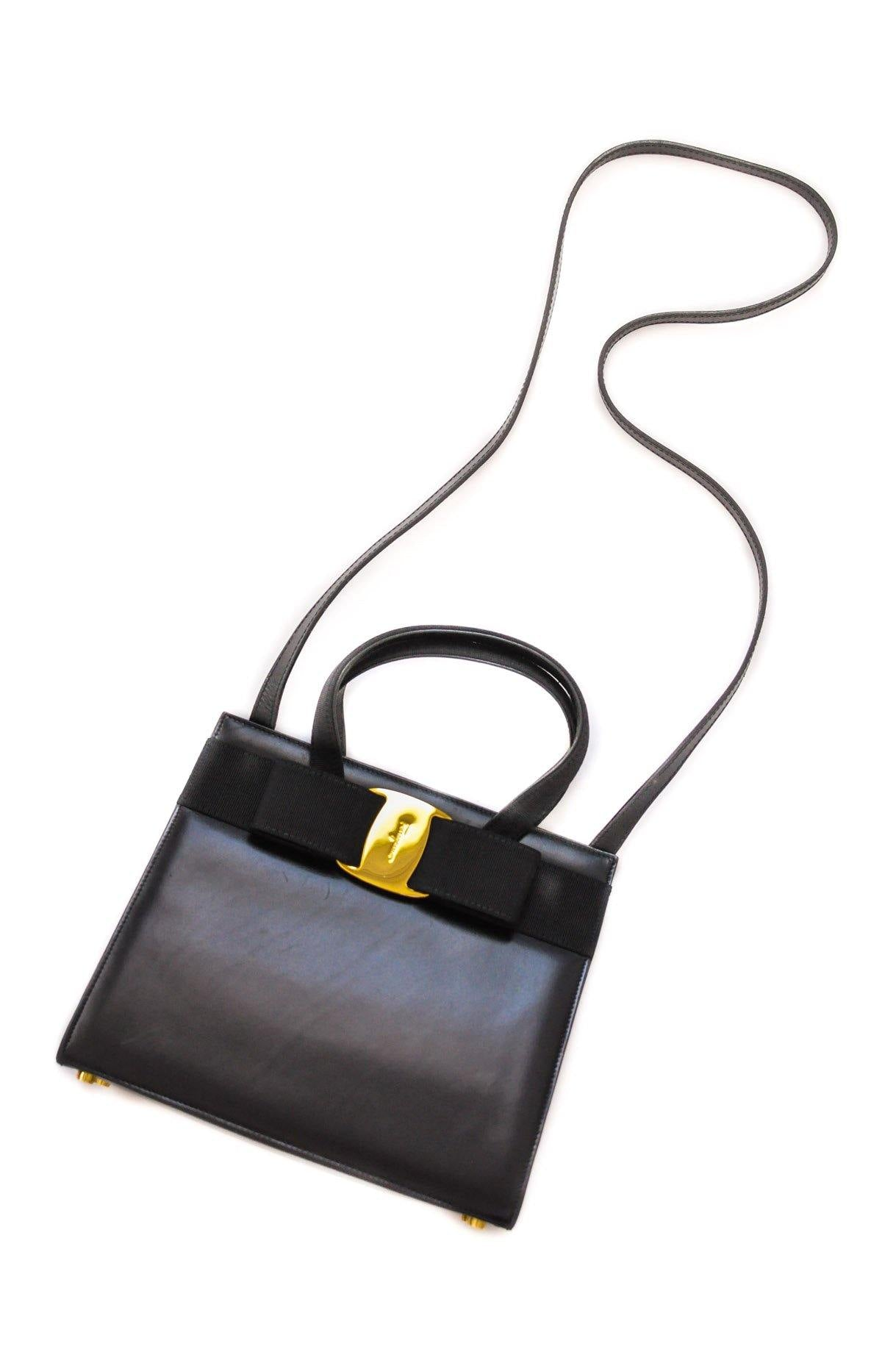 Salvatore Ferragamo Vara Bow Bag