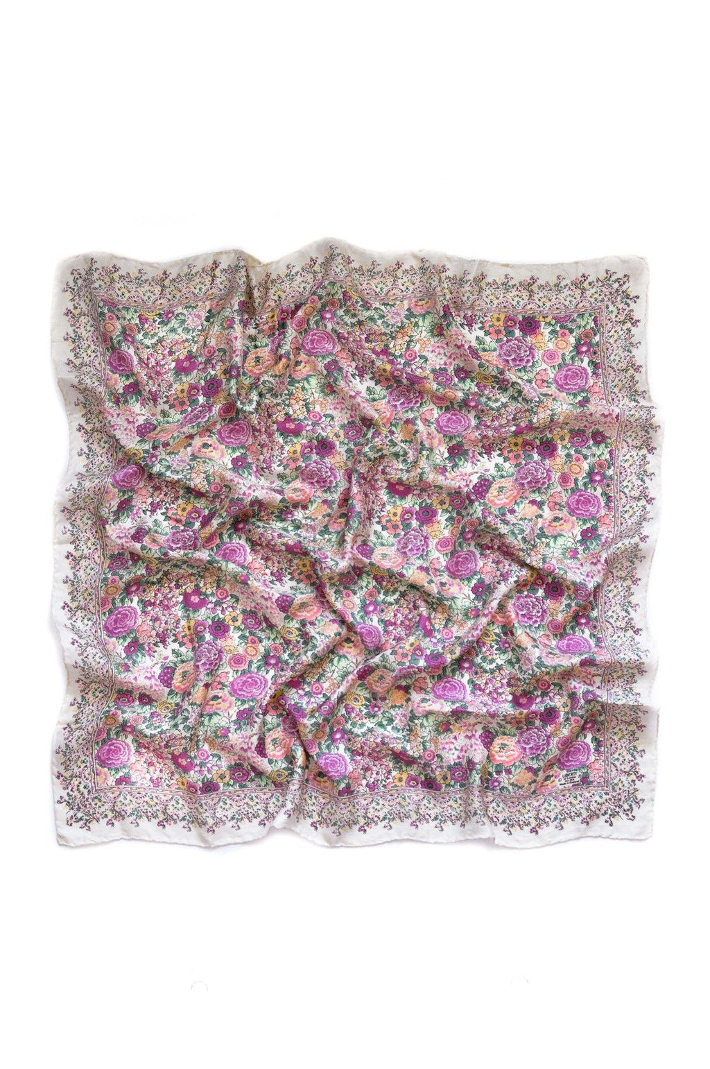 Liberty of London Pastel Floral Scarf