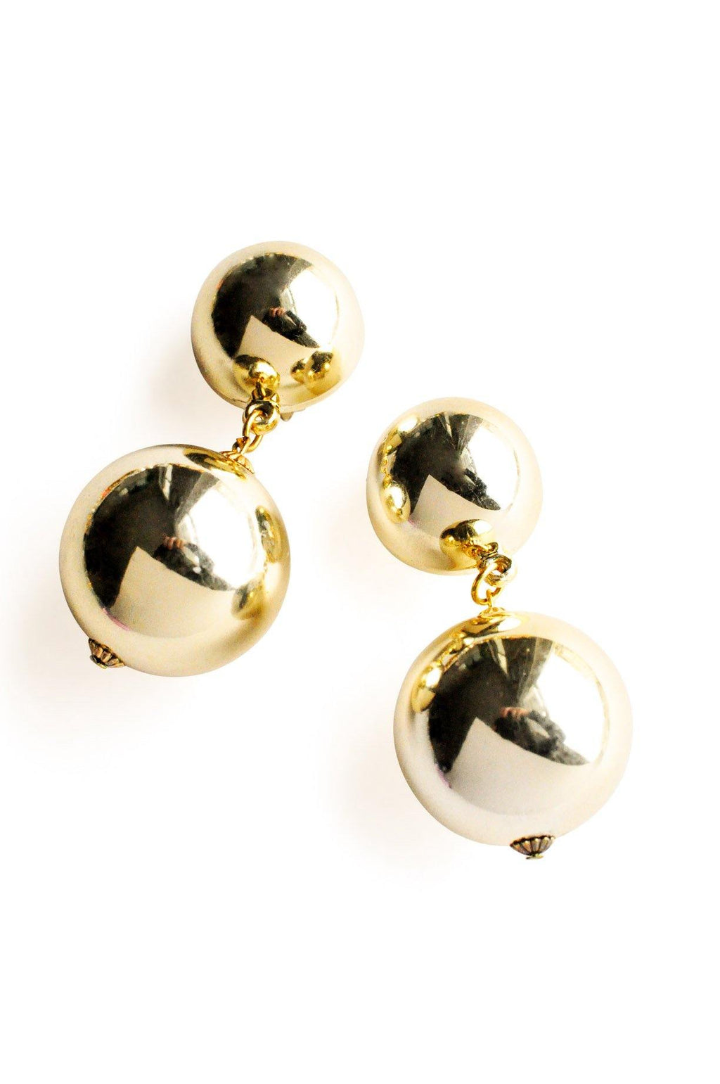 Statement Bon Bon Clip-on Earrings