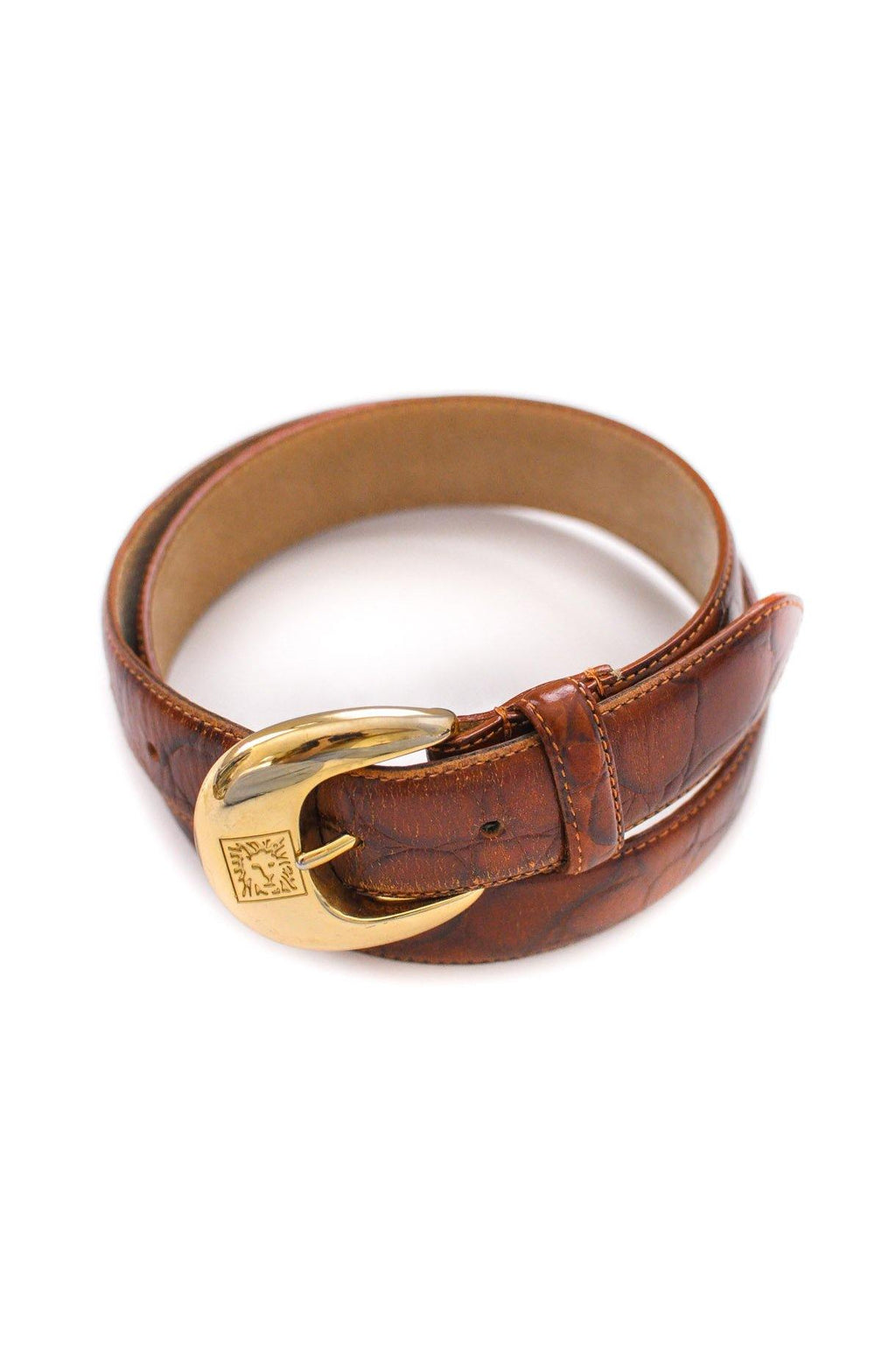 Anne Klein Leather Belt