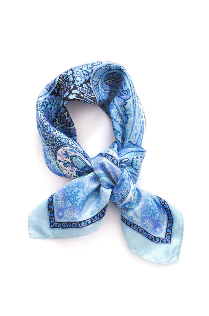 Liberty of London Paisley Square Scarf