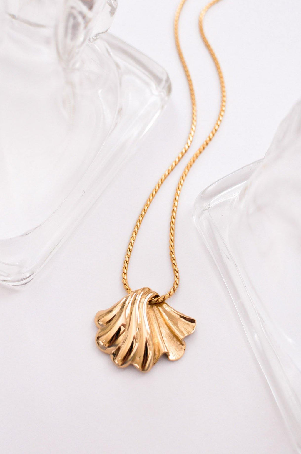 Large Pendant Statement Necklace