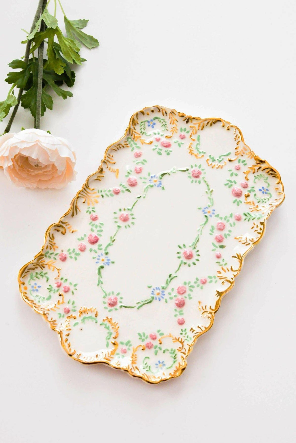 Large Botanical Tray - Sweet & Spark