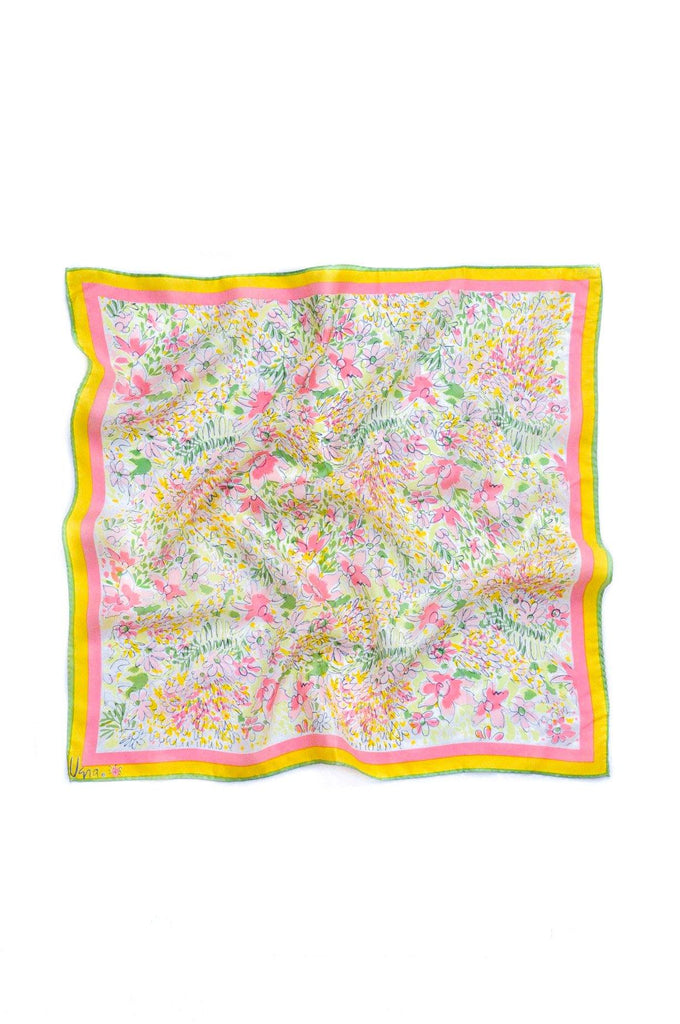 Pastels Square Scarf