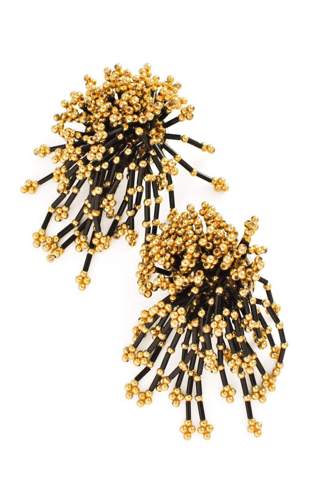 Confetti Statement Clip-on Earrings