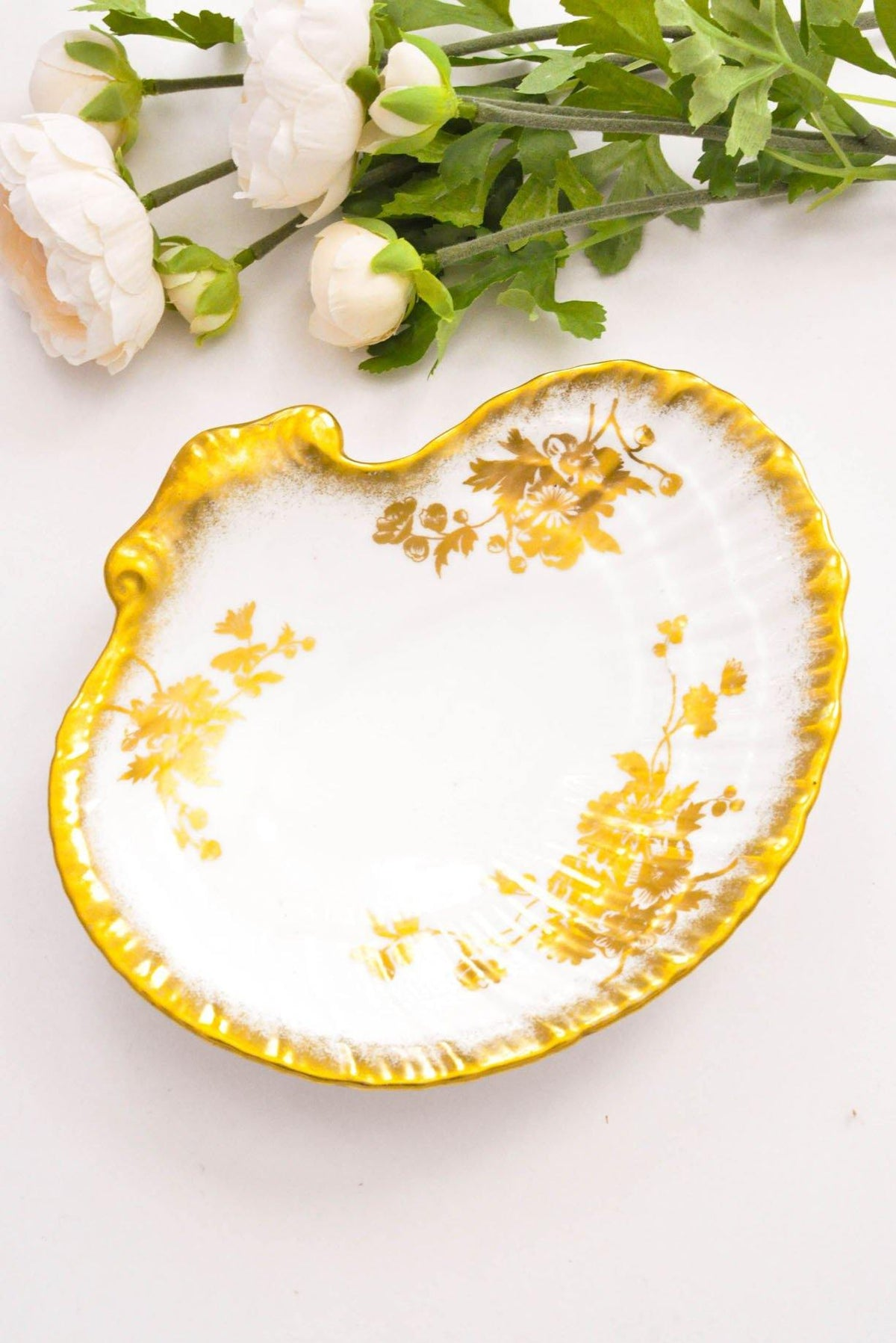 Large Shell Trinket Tray - Sweet & Spark