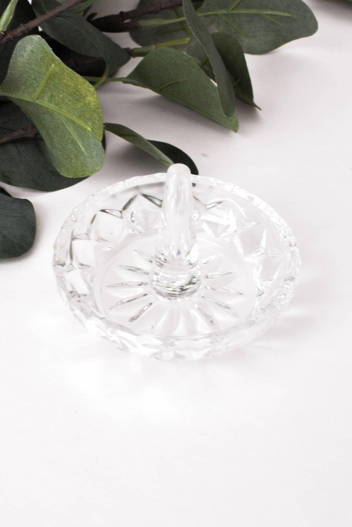 Glass Ring Holder - Sweet & Spark