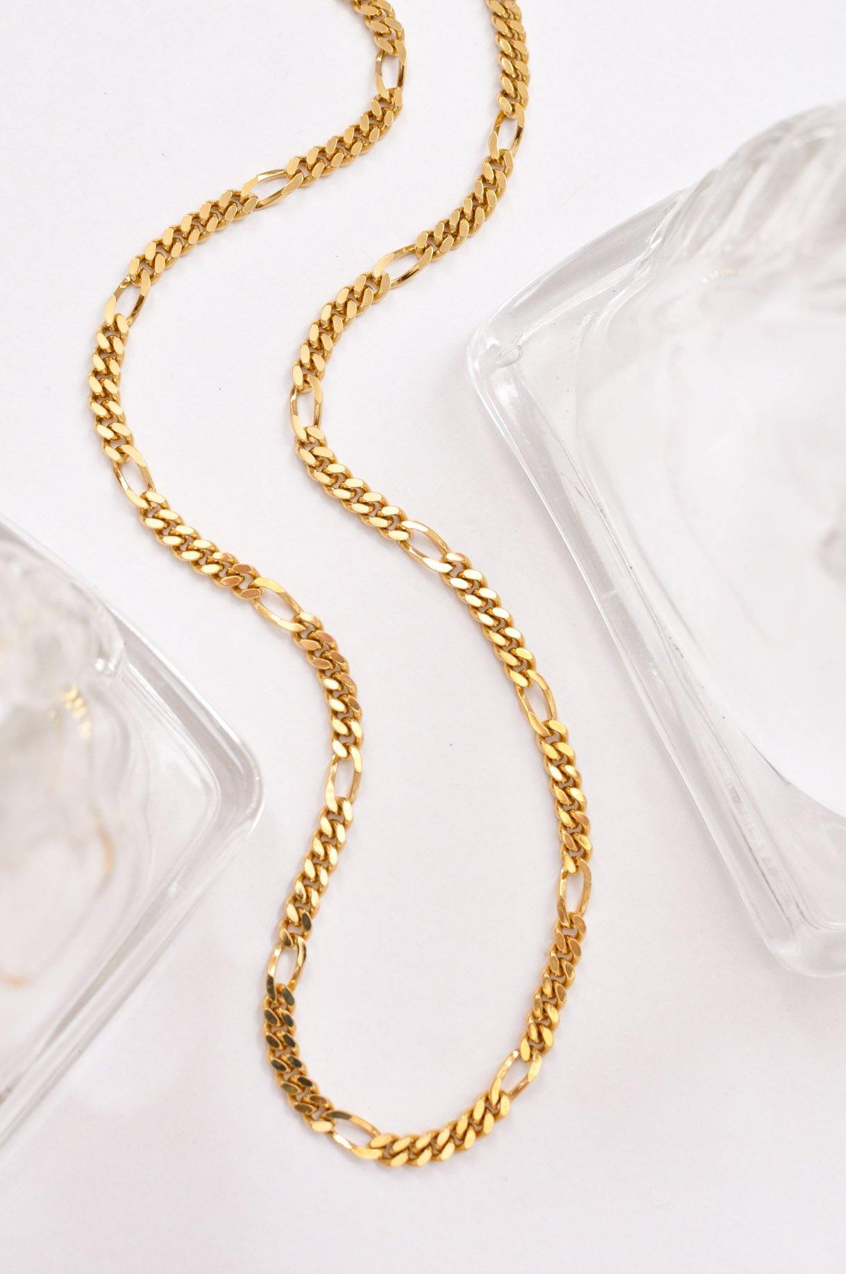 "22"" Chain Link Necklace"