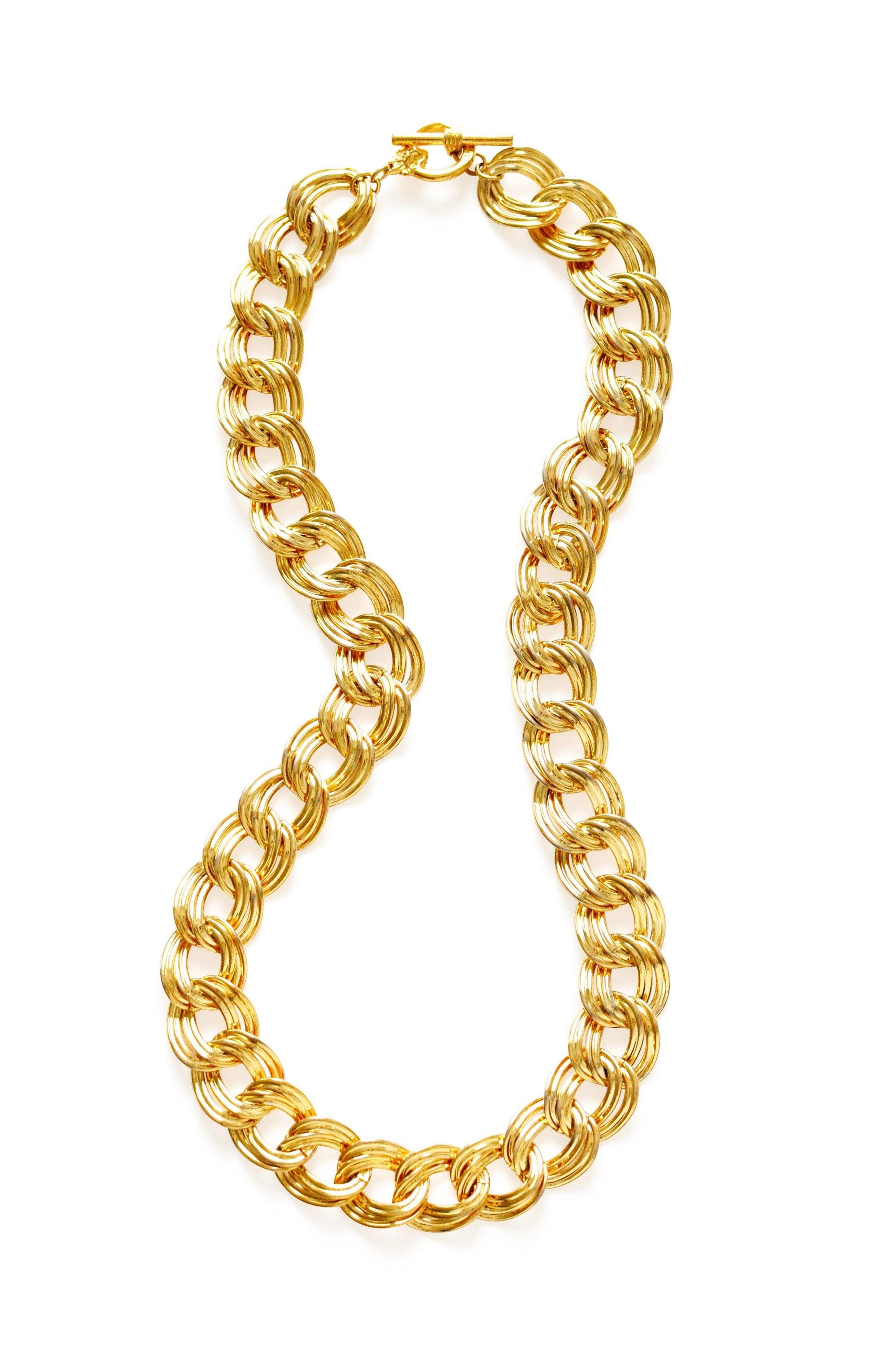 Statement Chain Necklace From Sweet & Spark