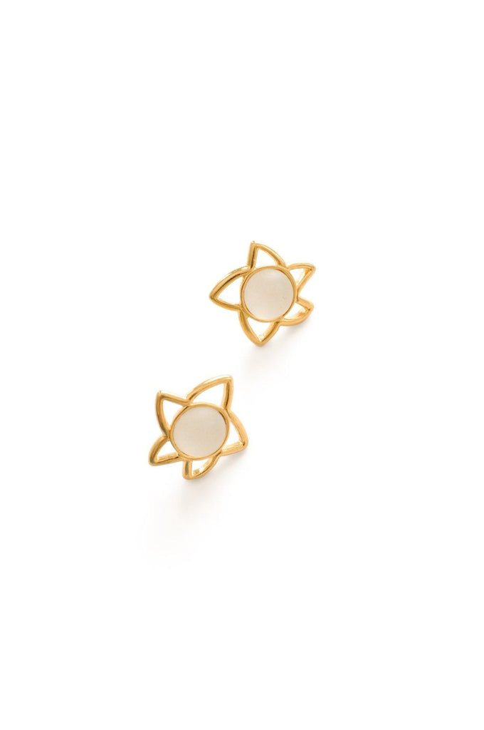 Star Pierced Earrings