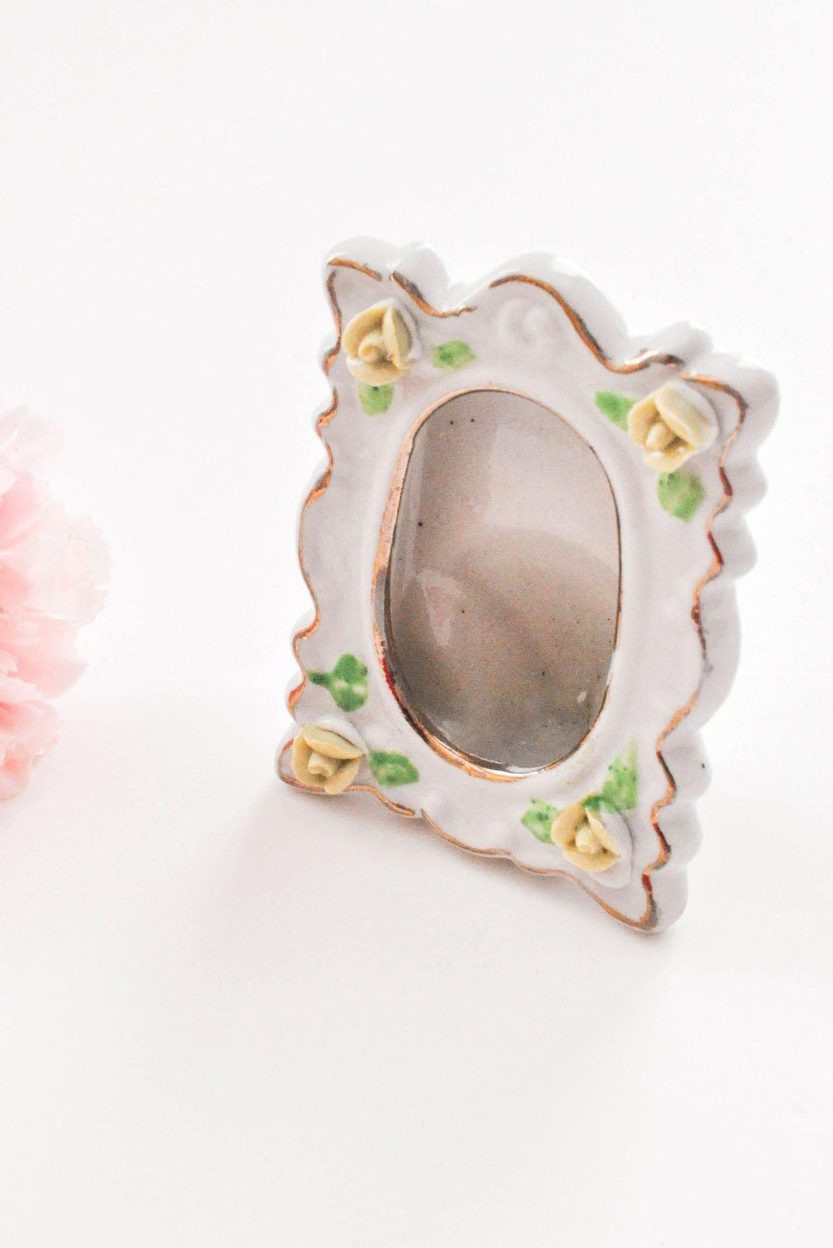 Mini 3d Floral Picture Frame - Sweet & Spark