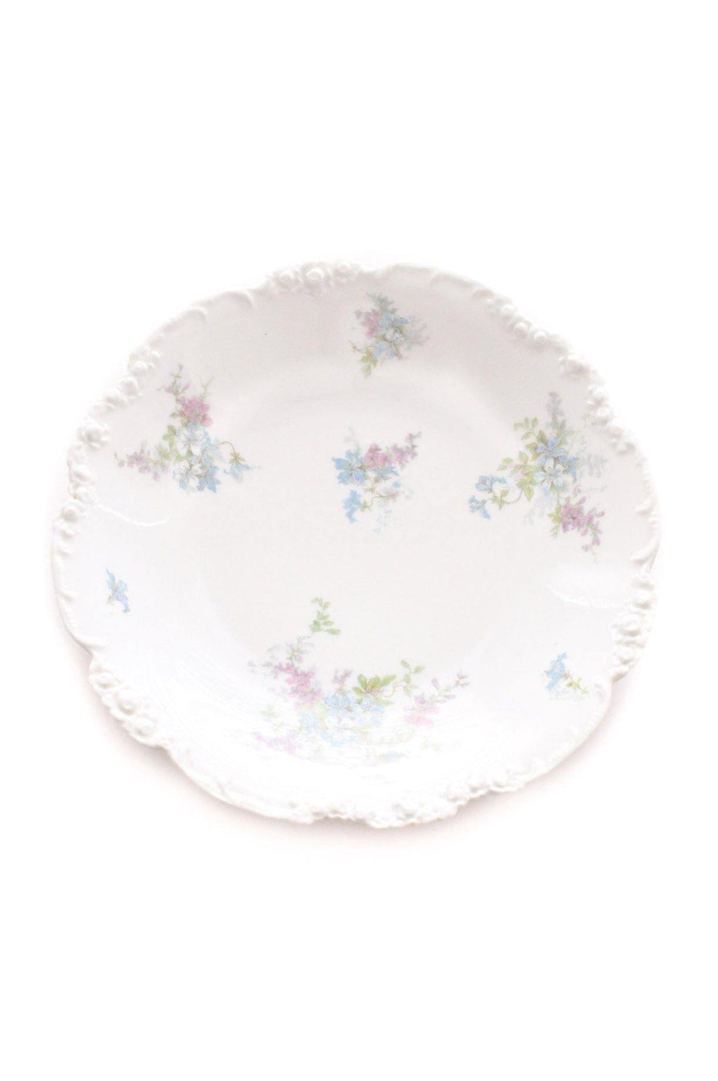 Floral Jewelry Dish
