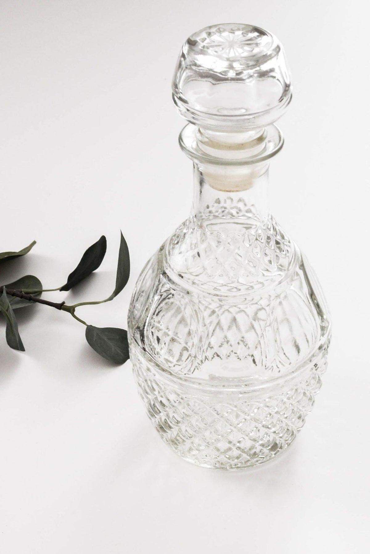Glass Decanter - Sweet & Spark