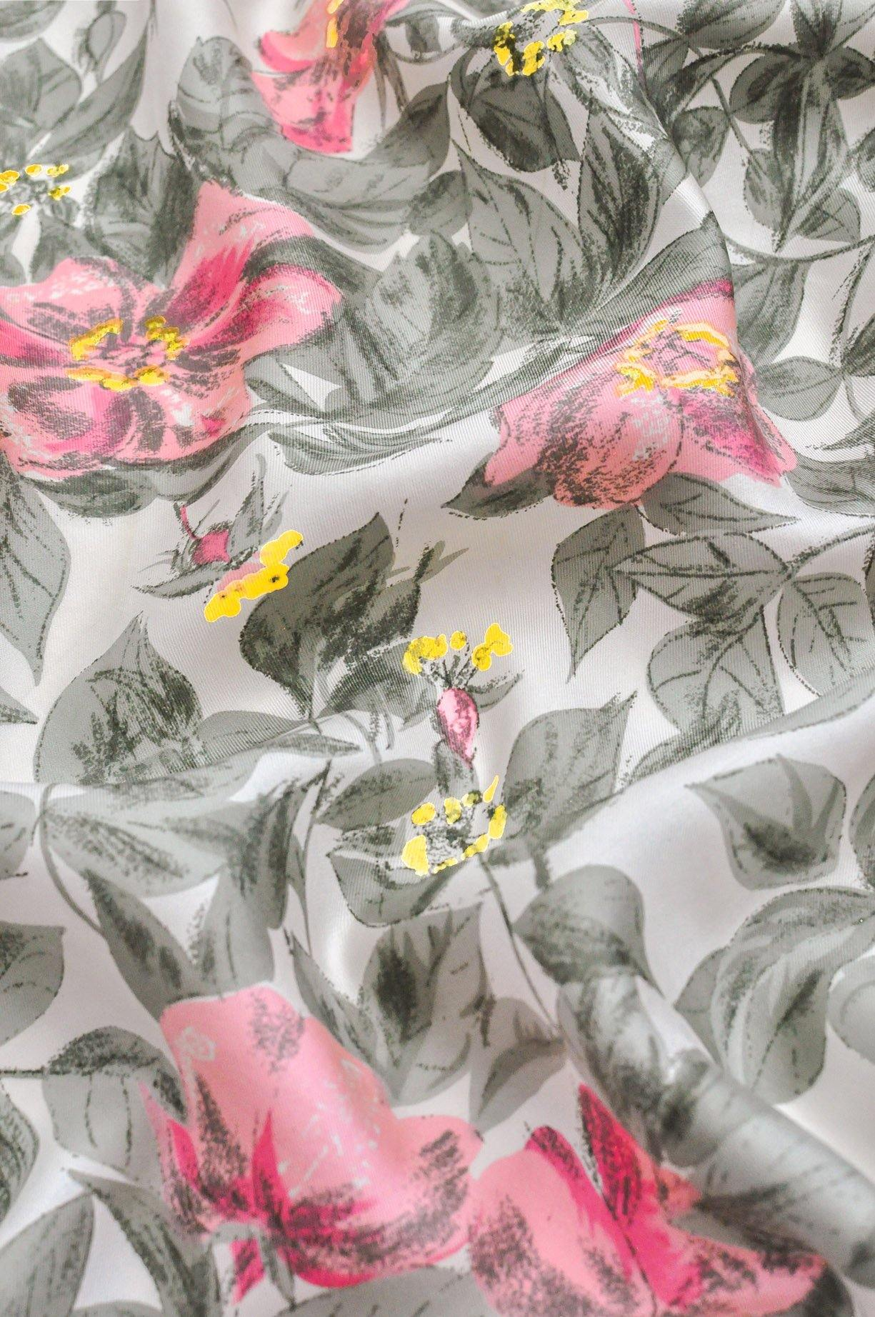 Liberty of London Floral Square Scarf