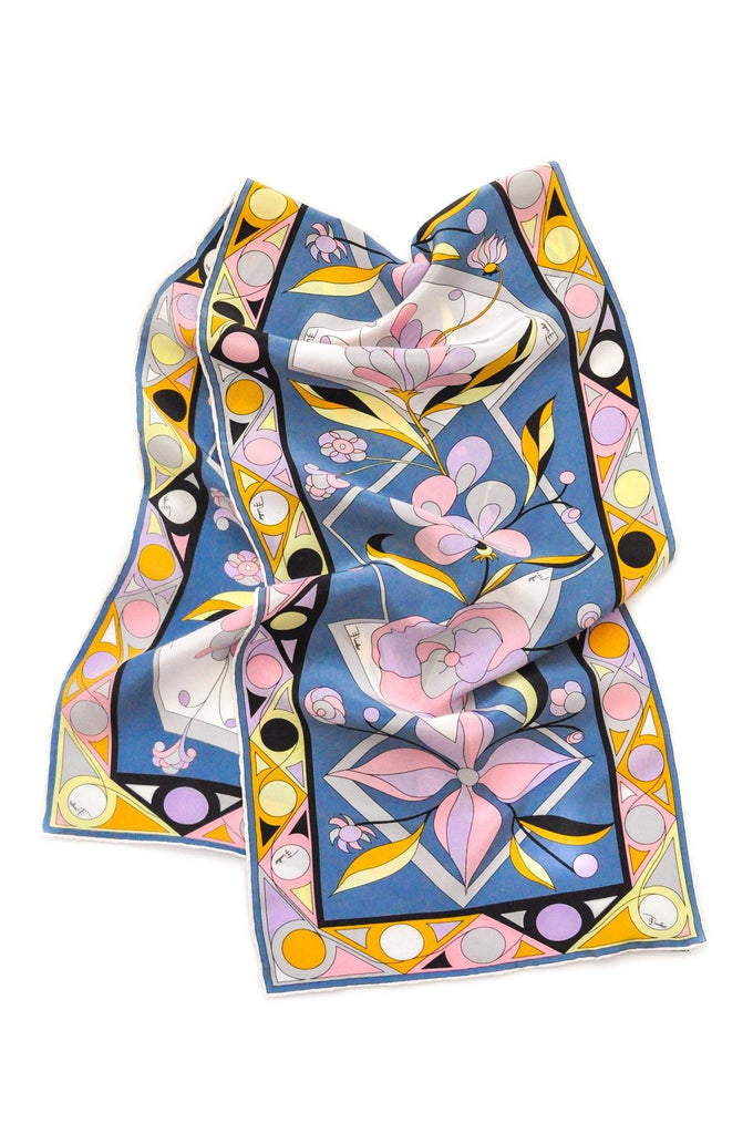 Pucci Geo Rectangle Scarf
