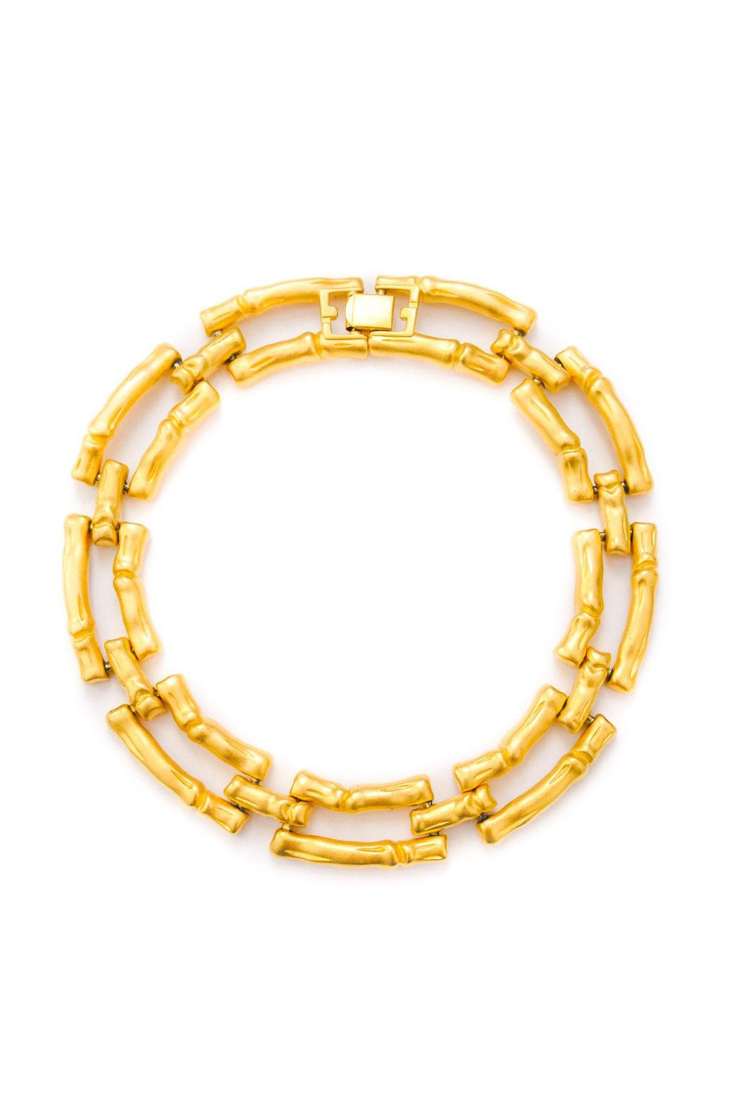 Givenchy Statement Bamboo Necklace