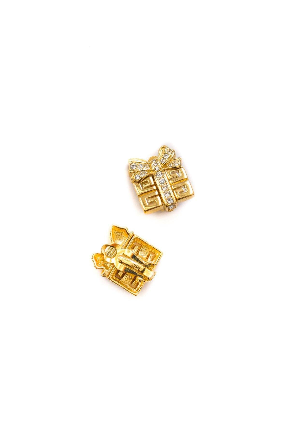 Givenchy Present Clip-on Earrings