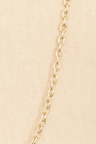 70's__Monet__Long Chain Necklace