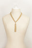 70's__Vintage__Classic Tassel Necklace