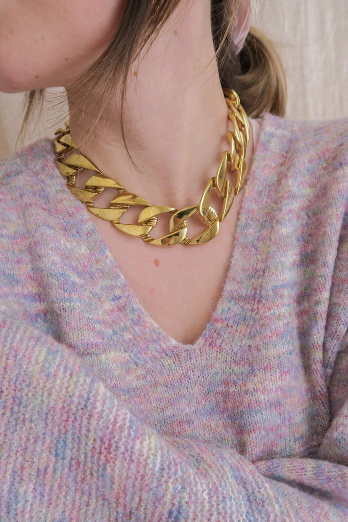 Givenchy Chunky Choker Necklace