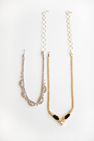 "NEW__5"" Necklace Extender__Gold or Silver"