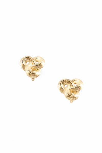 70's__Monet__Classic Knot Clips