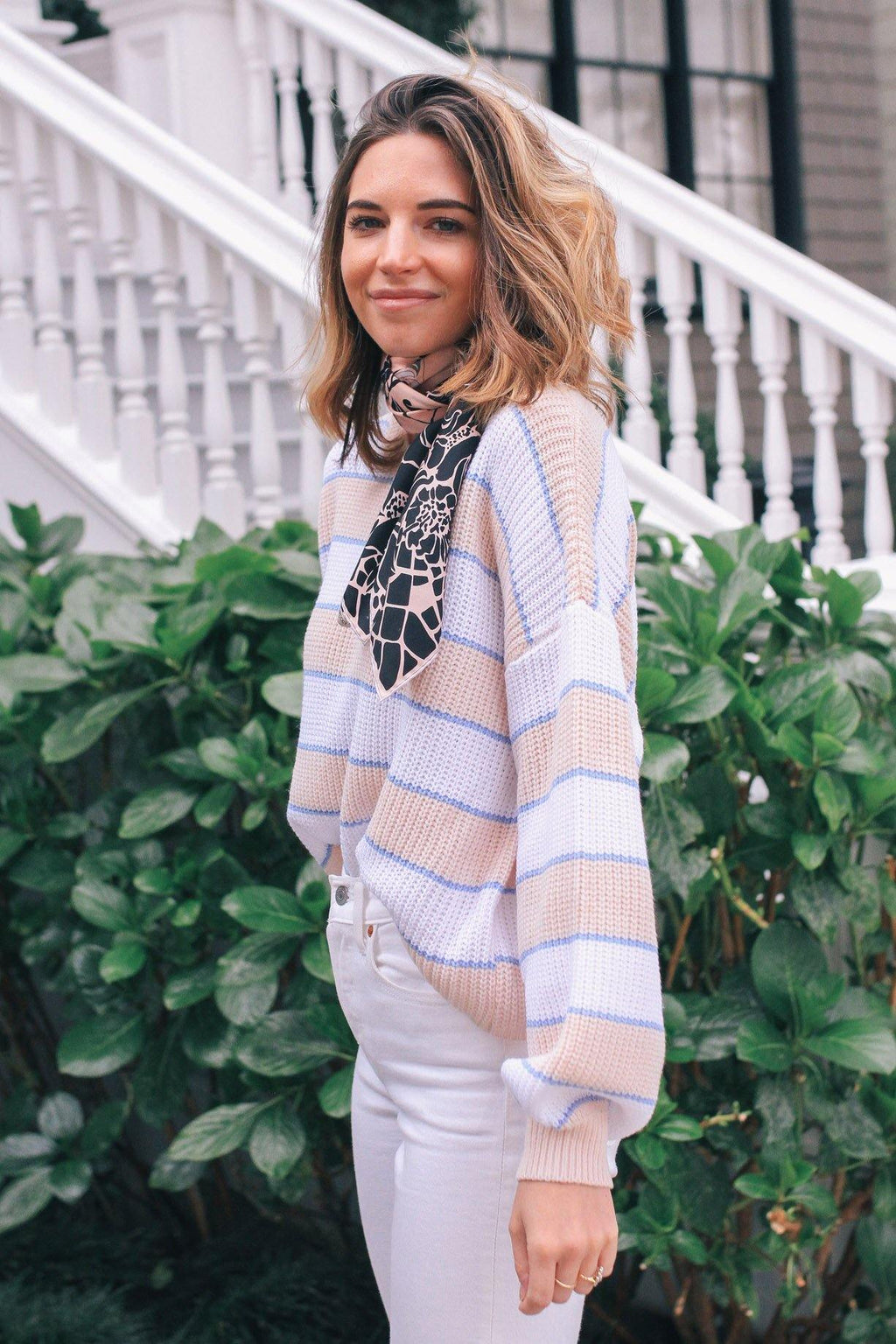 Gentle Fawn Alden Stripe Sweater