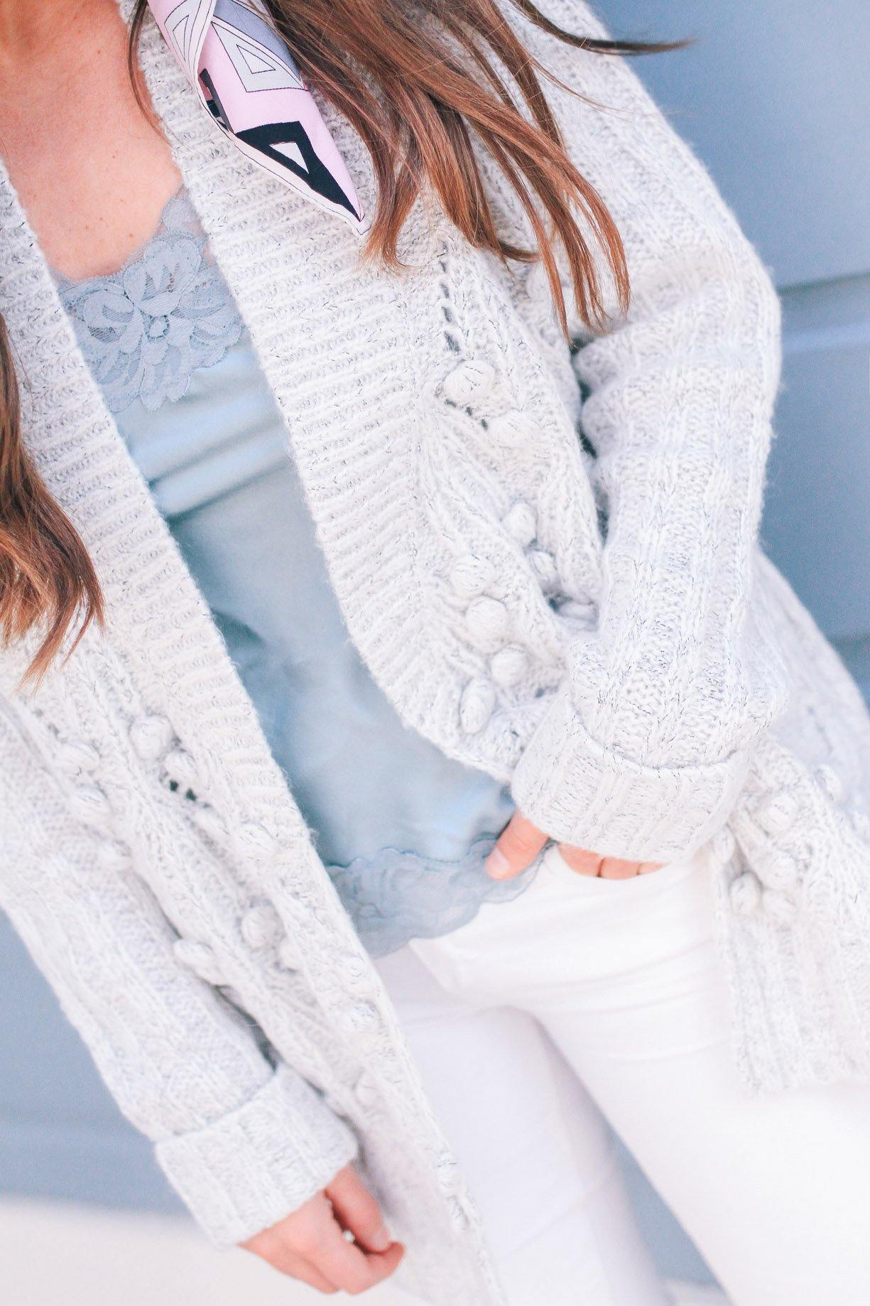 Kylie Long Cardigan Sweater