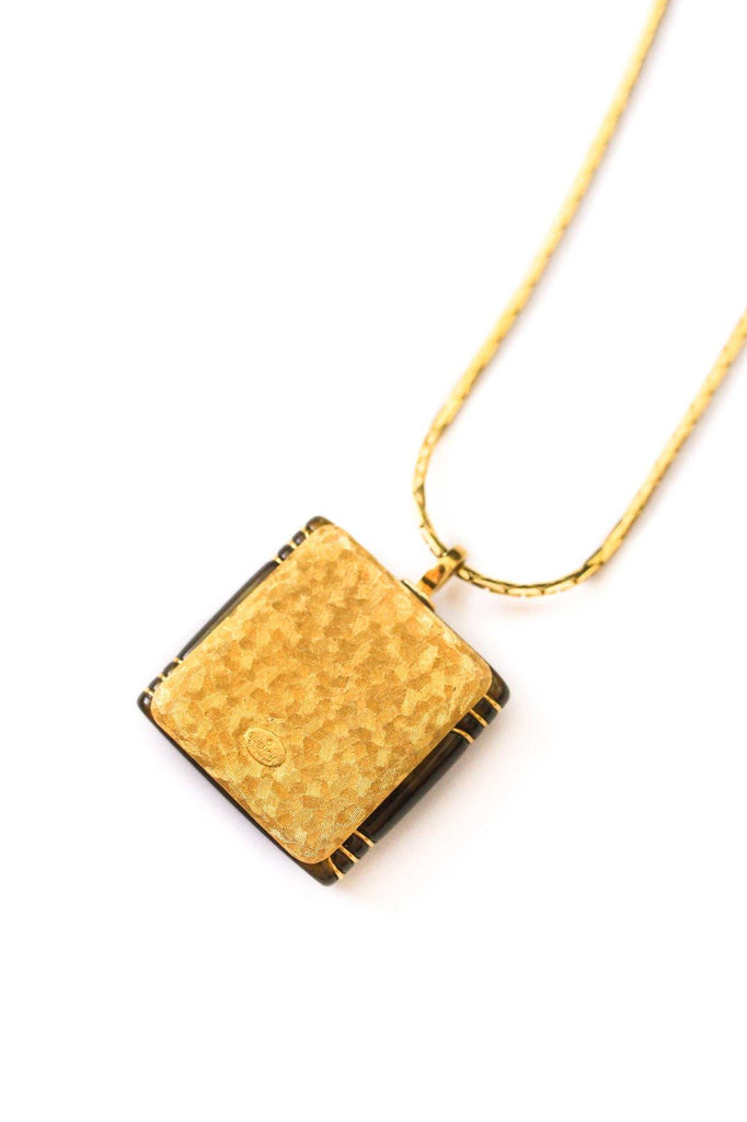 Givenchy Statement Pendant Necklace