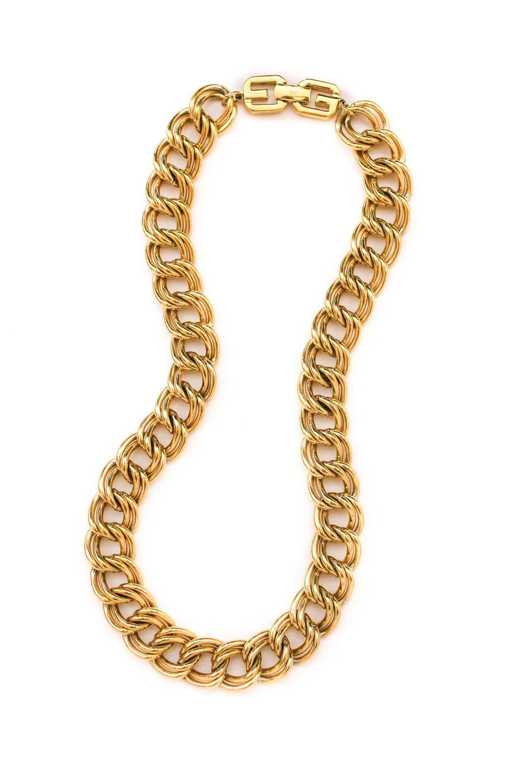 Givenchy Double Link Necklace