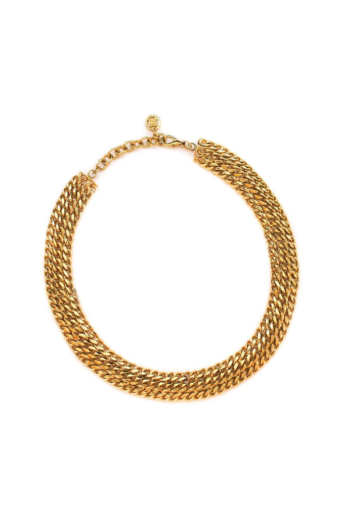 Givenchy Chain Choker Necklace