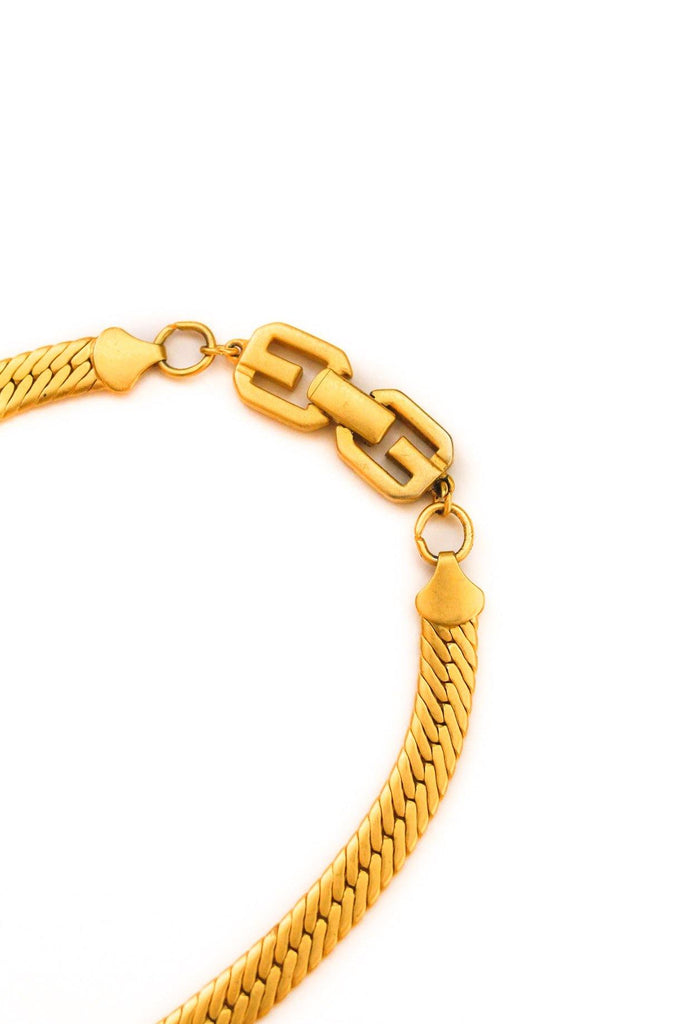 Givenchy Flat Link Necklace