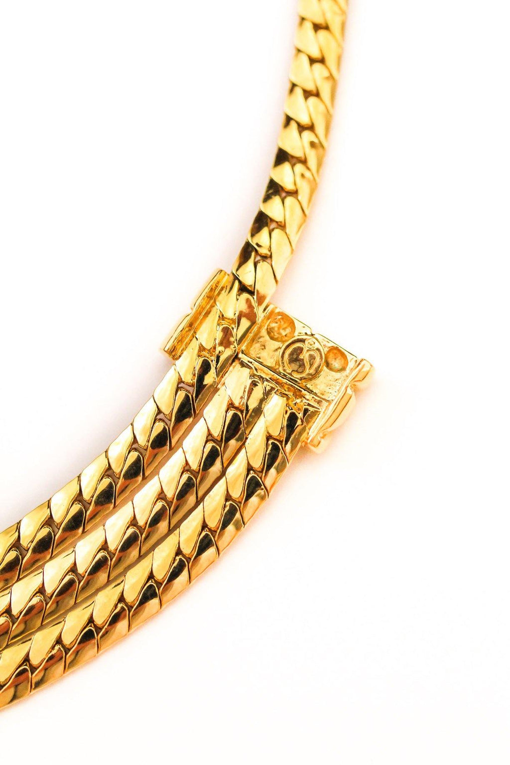St. John Statement Chain Belt