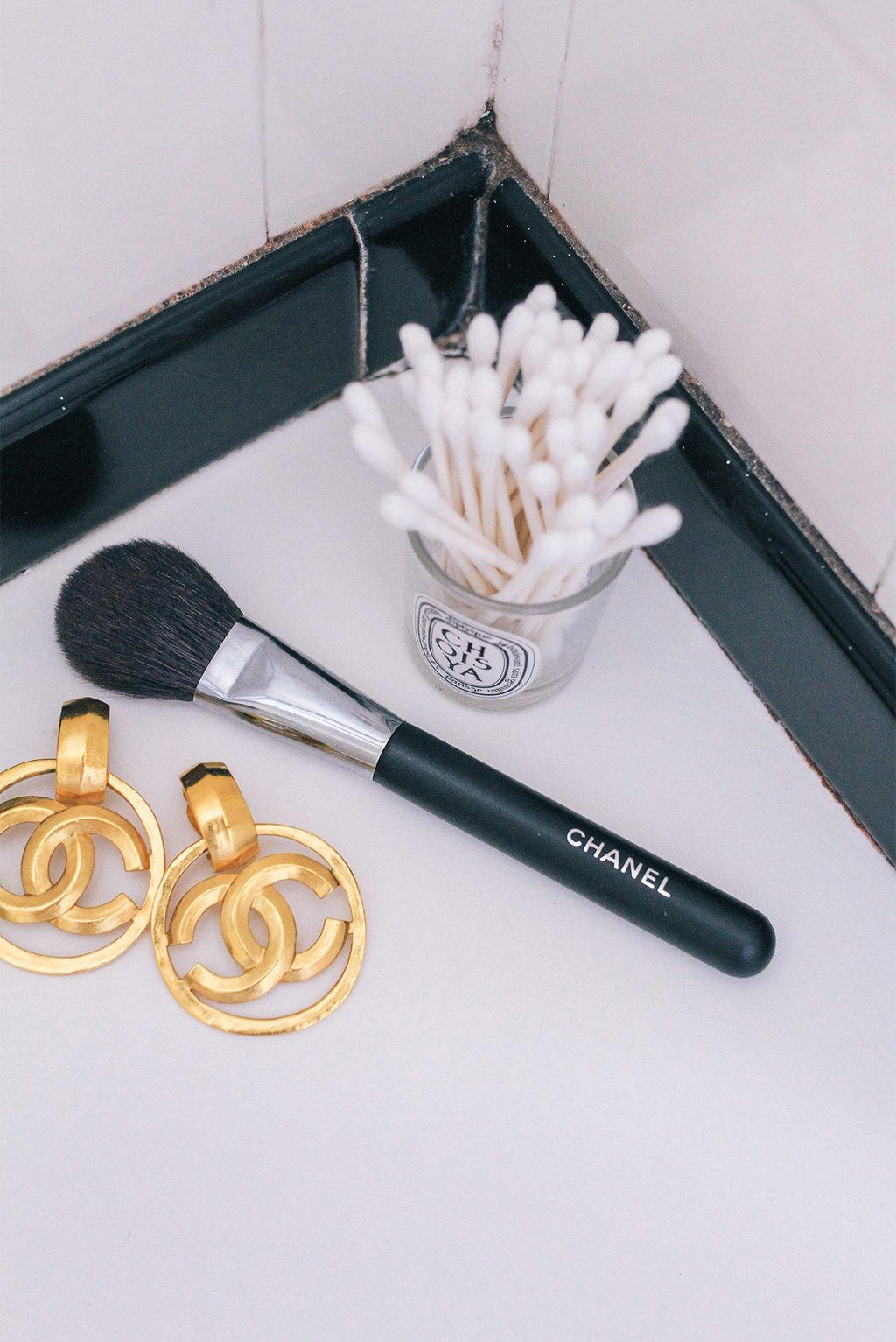 Chanel Les Pinceaux Powder Brush