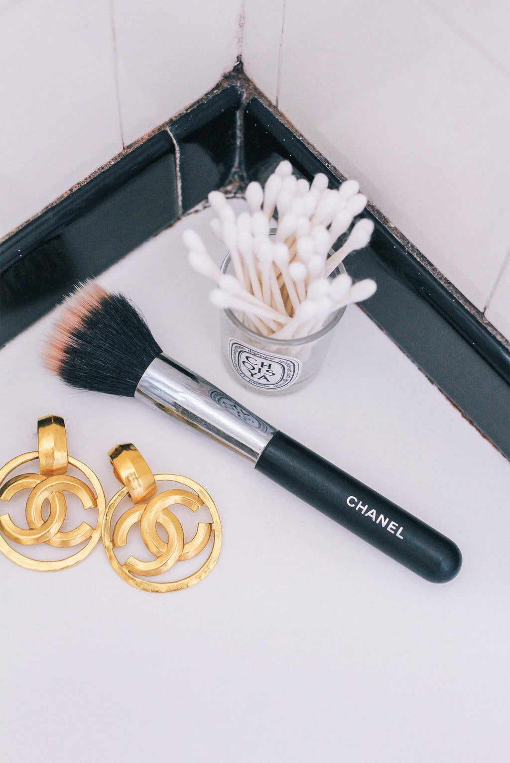 Chanel Les Pinceaux Foundation Blending Brush