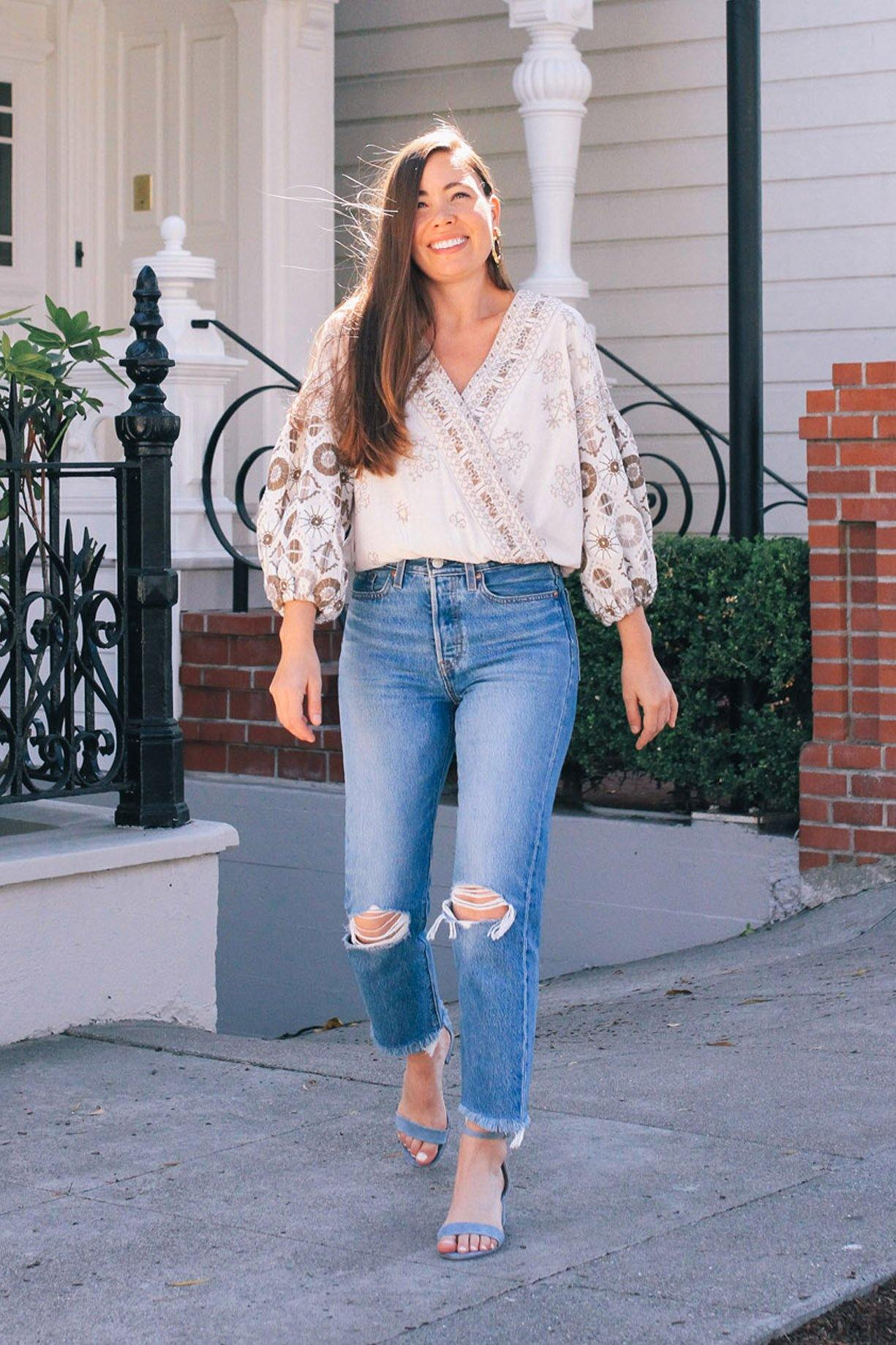 Free People Harvest Moon Top