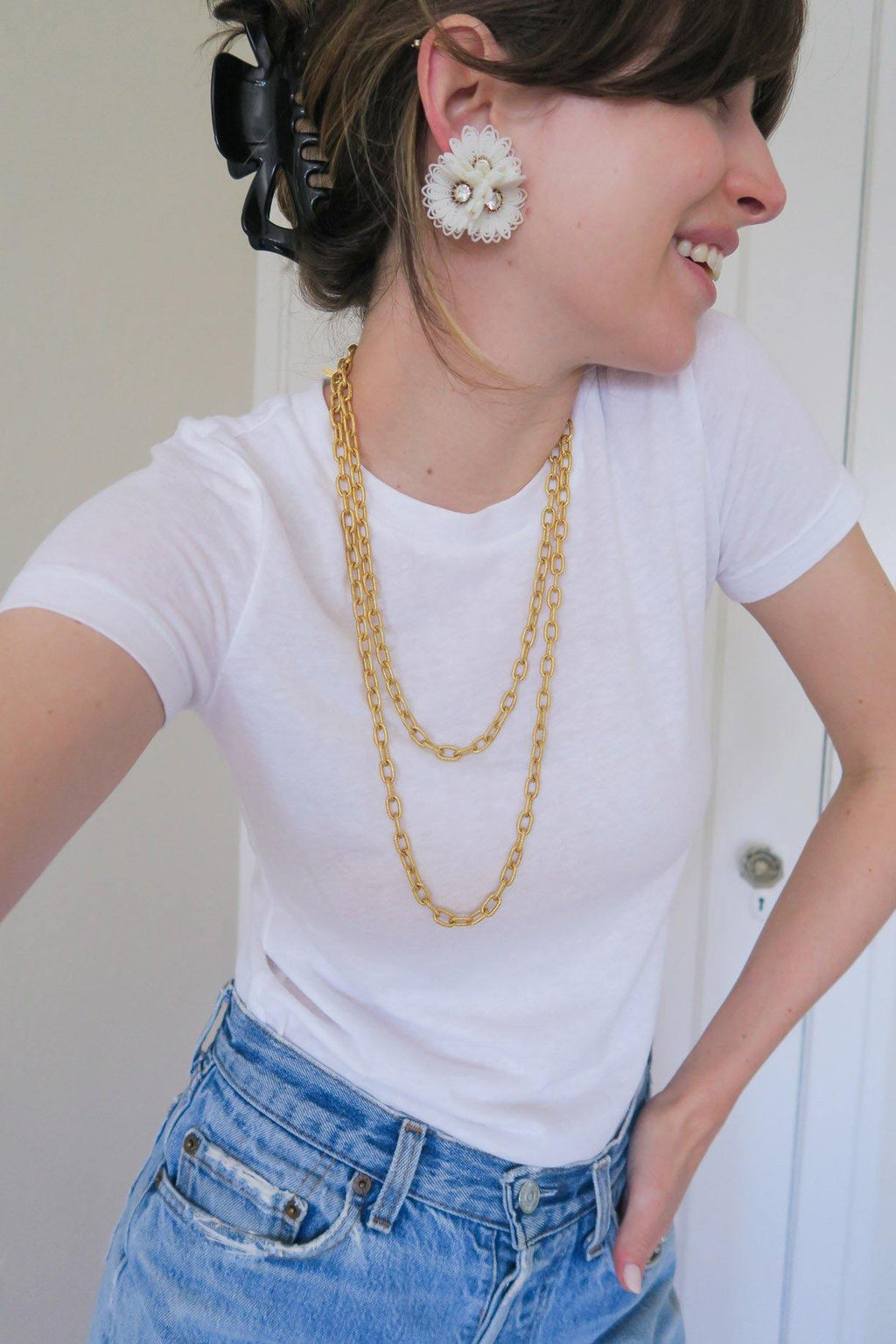 "52"" Layering Chain Necklace"