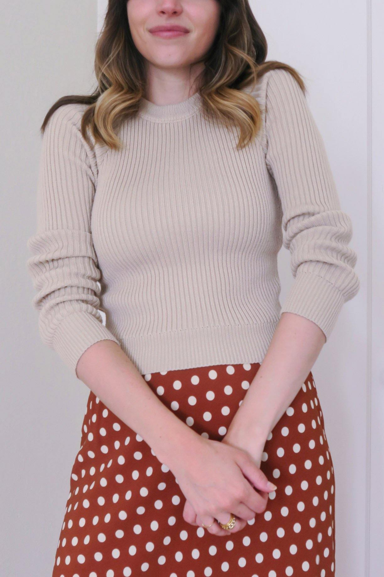 Line & Dot Alysa Sweater