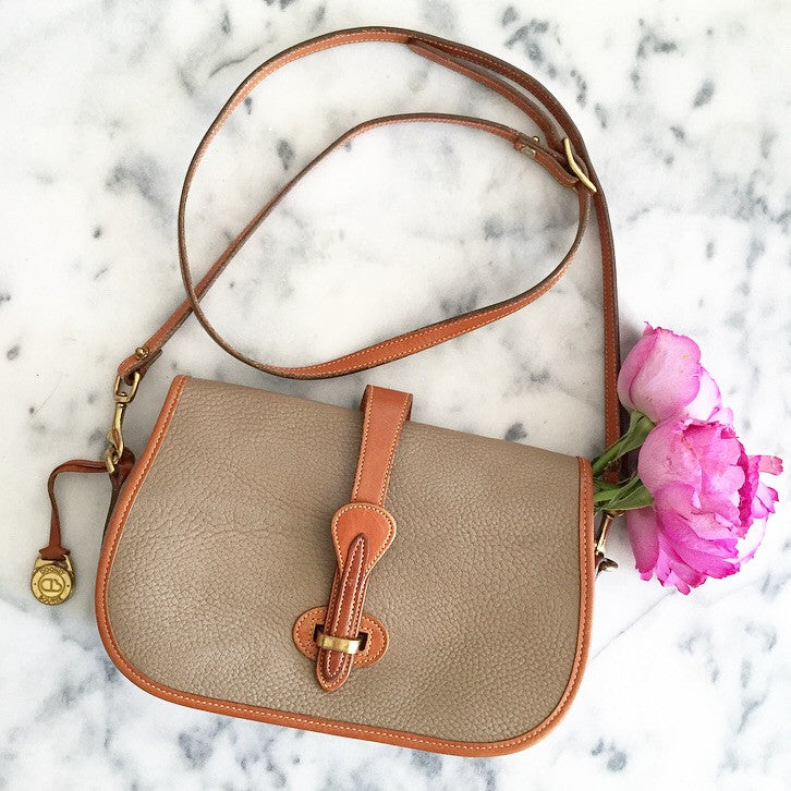 80's Dooney and Bourke Crossbody Bag