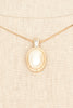 70's__Avon__Pearl Pendant Necklace