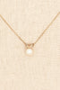 70's__Vintage__Pearl Necklace