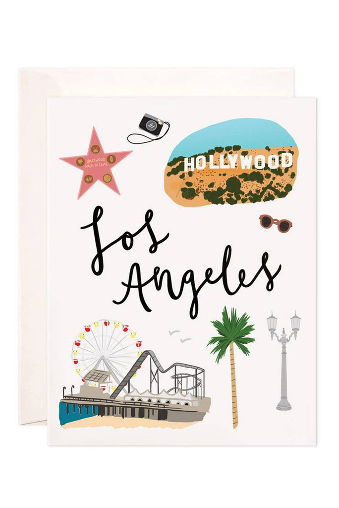 Los Angeles Card