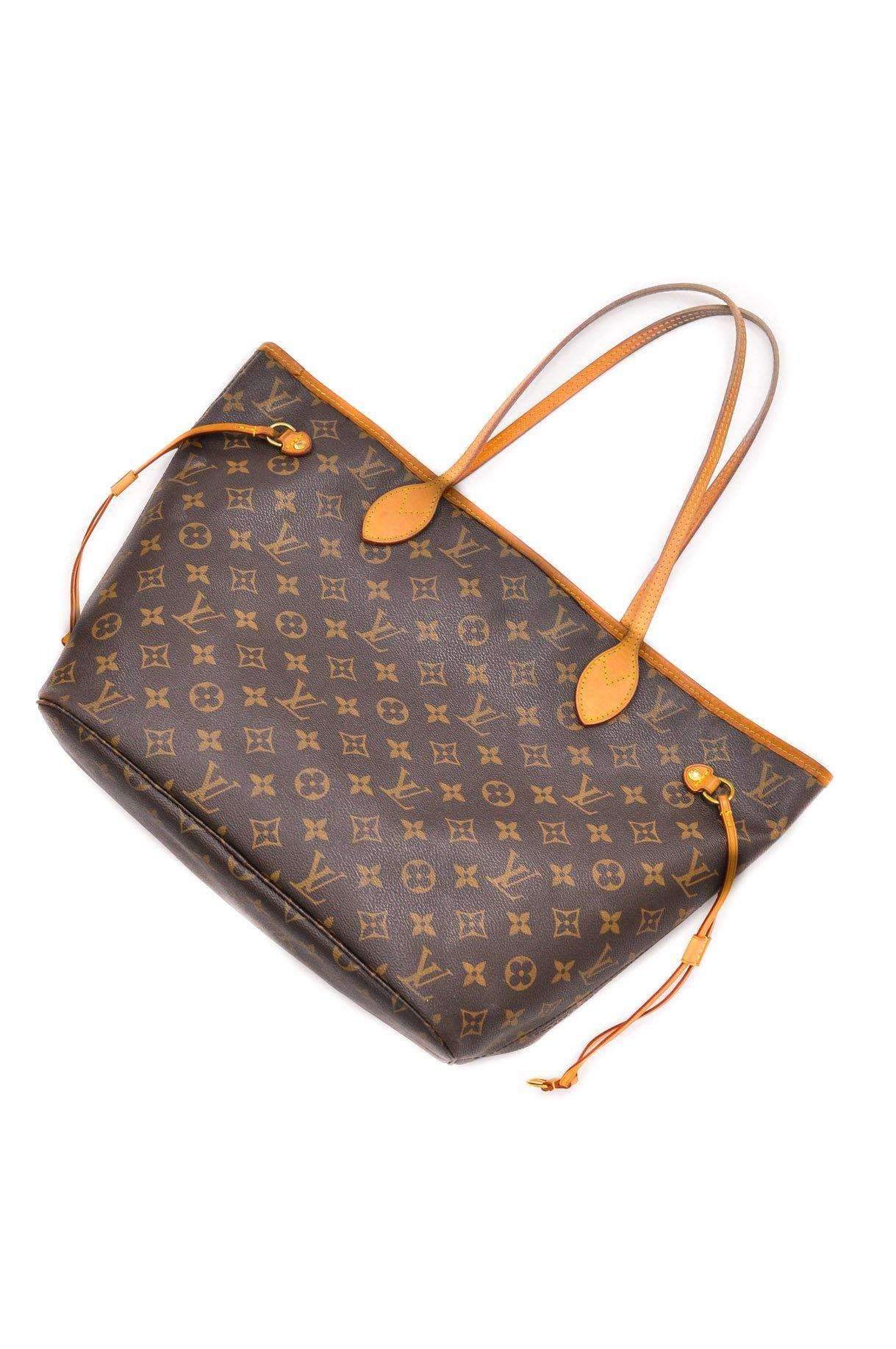 Louis Vuitton Monogram MM Tote Bag