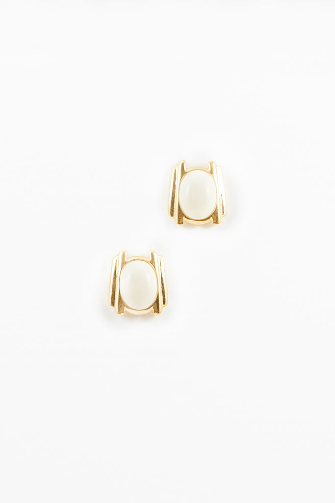 70's__Trifari__Statement Earrings