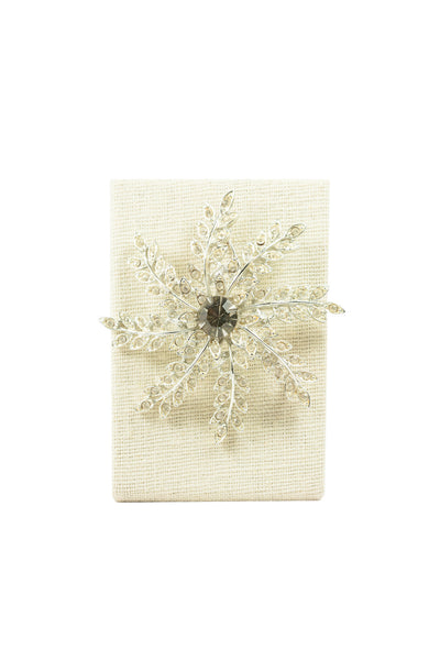 60's__Sarah Coventry__Snowflake Brooch