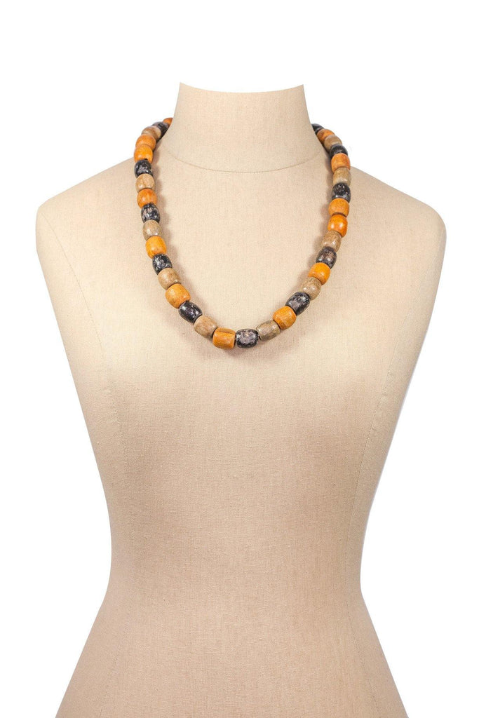 70's__Vintage__Beaded Necklace