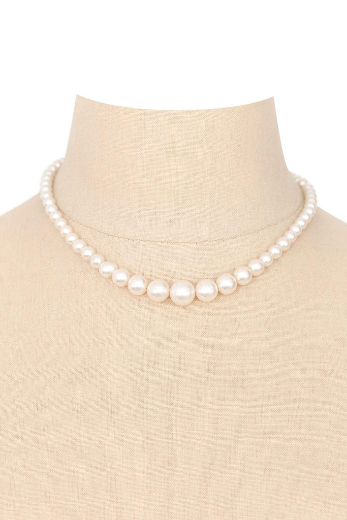 60s__Vintage__Pearl Necklace