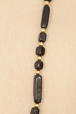 80's__Trifari__Beaded Necklace